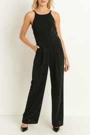 Gilli Sparkle Haltered Jumpsuit - Product Mini Image