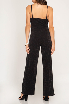 She + Sky Sparkle In The Night jumpsuit - Alternate List Image