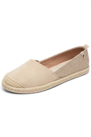 Roxy Sparkle Slip-On Espradille - Product Mini Image