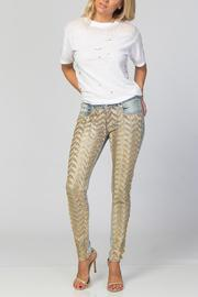Sparkle Gold Leaf Skinny - Product Mini Image