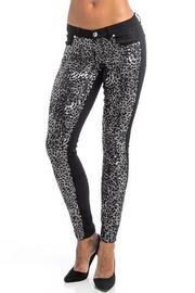 Sparkle Medallion Jeans - Product Mini Image