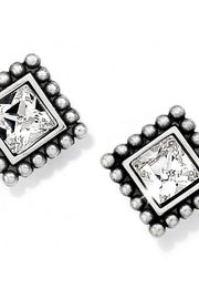 Brighton Sparkle Square Mini Post Earrings J20602 1132 - Product Mini Image