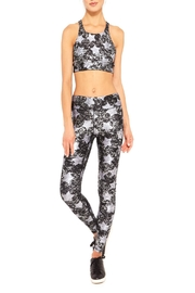 Terez Sparkle Star Leggings - Product Mini Image