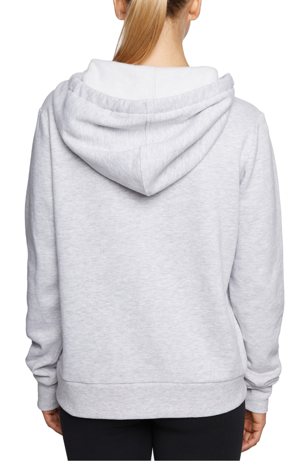 Betsey Johnson Sparkle Trim Hoodie - Side Cropped Image