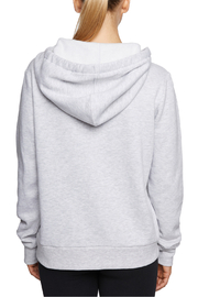 Betsey Johnson Sparkle Trim Hoodie - Side cropped