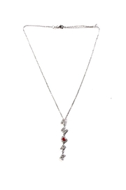 Lets Accessorize Sparkling Amore Necklace - Product Mini Image