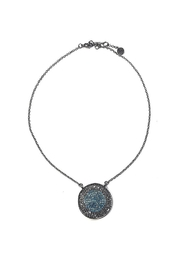 Marlyn Schiff Sparkling Disc Necklace - Product Mini Image