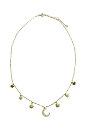 Lets Accessorize Sparkling Galaxy Necklace - Product Mini Image