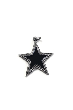 Lovely Lisa Sparkling Star Charm - Product List Image