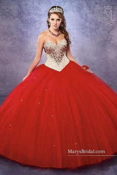Mary's Bridal Sparkling Tulle Ballgown - Product List Image