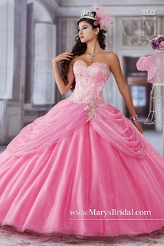 Mary's Bridal Sparkling Tulle Ball Gown - Alternate List Image