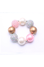 Sparkle Sparkly Bubblegum Bracelet - Product Mini Image