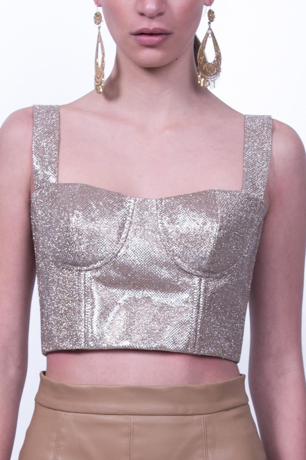 f4445c7670b Viesca y Viesca Sparkly Bustier from Mexico — Shoptiques