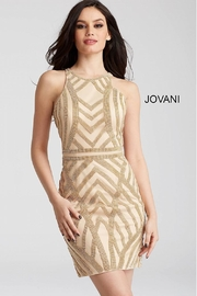 Jovani Sparkly Cocktail Dress - Product Mini Image