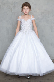 Calla Collection  Sparkly Mini Quince Gown - Product Mini Image