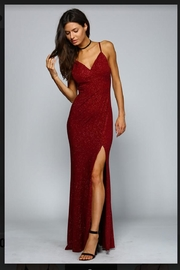 Minuet Sparkly Red Maxi - Product Mini Image