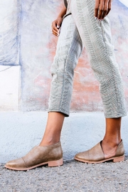 Sparrow Freya Cut-Out Flats - Front cropped