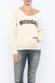 Sparrow Michigan Sweatshirt - Product Mini Image
