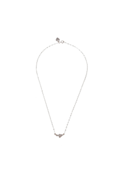 Shoptiques Product: Dainty Sterling Maui Necklace