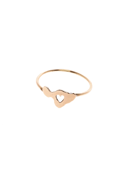 Shoptiques Product: Heart In Maui Ring