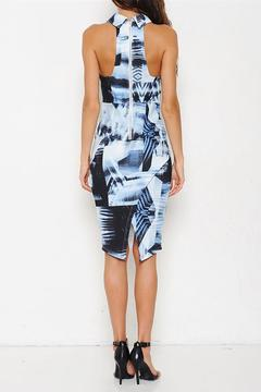 Sparrow Abstract Print Dress - Alternate List Image