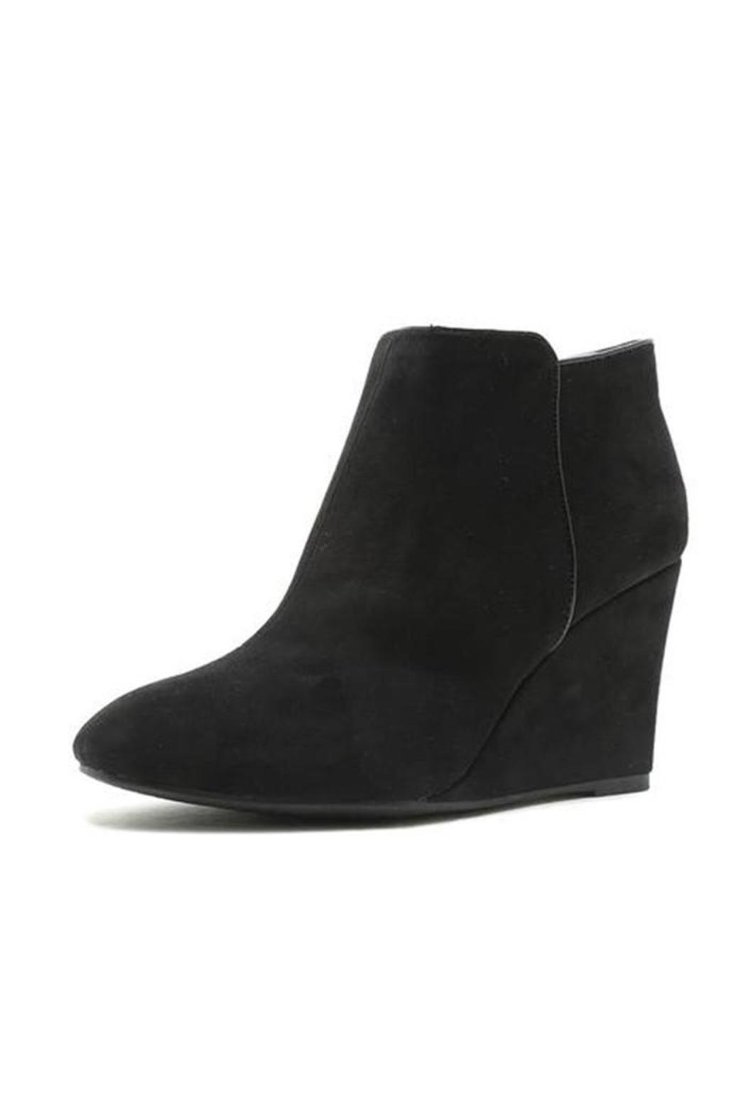 Vermont Wedge Bootie