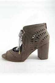 Sparrow Vici Lace-Up Booties - Product Mini Image