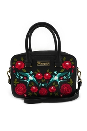 Loungefly Sparrows Floral Purse - Product Mini Image