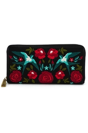 Loungefly Sparrows Floral Wallet - Product Mini Image