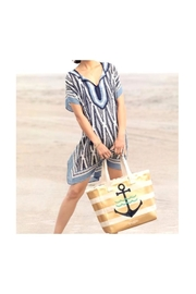 Spartina 449 Anchor Beach Tote - Side cropped