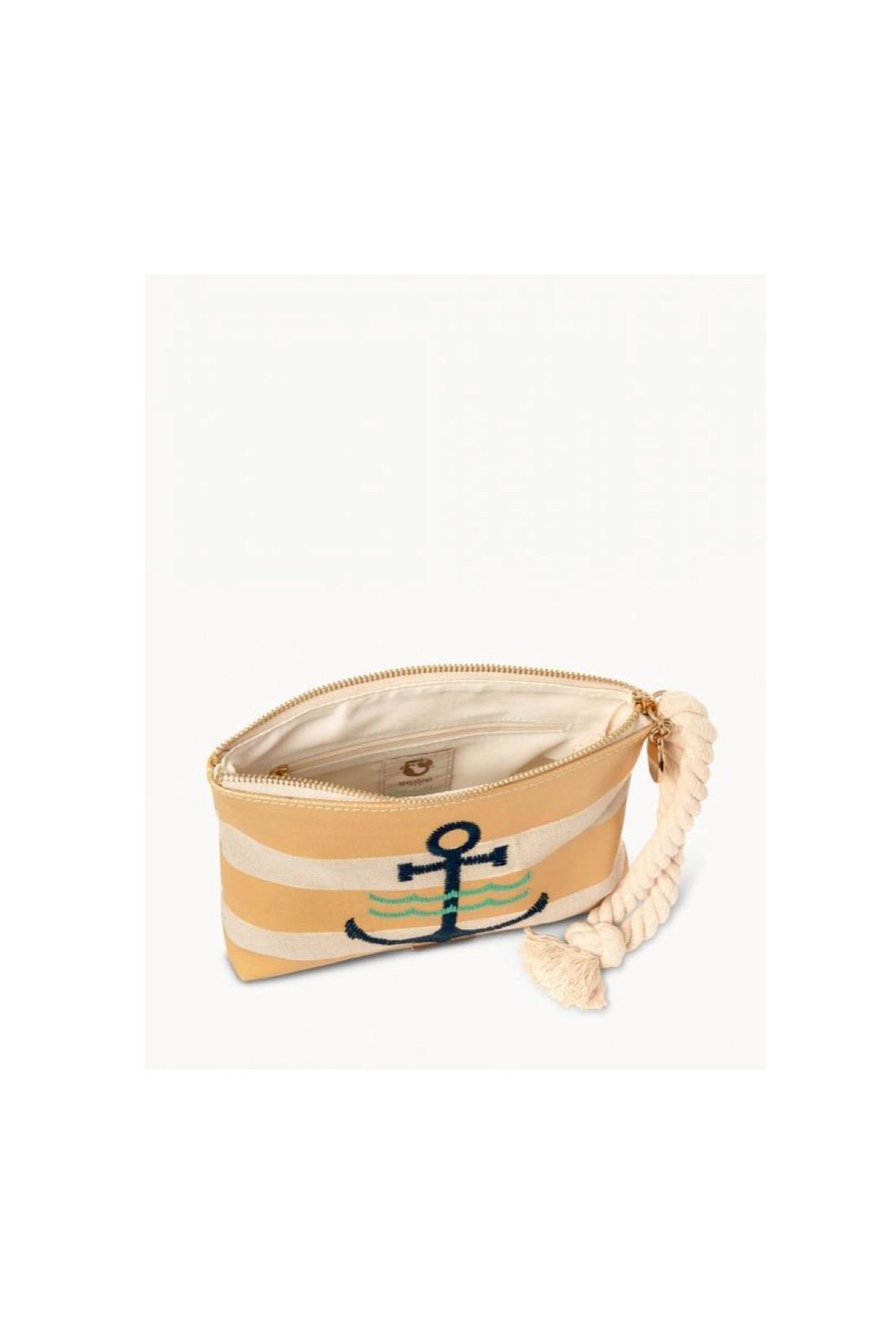 Spartina 449 Anchor Wristlet - Front Full Image