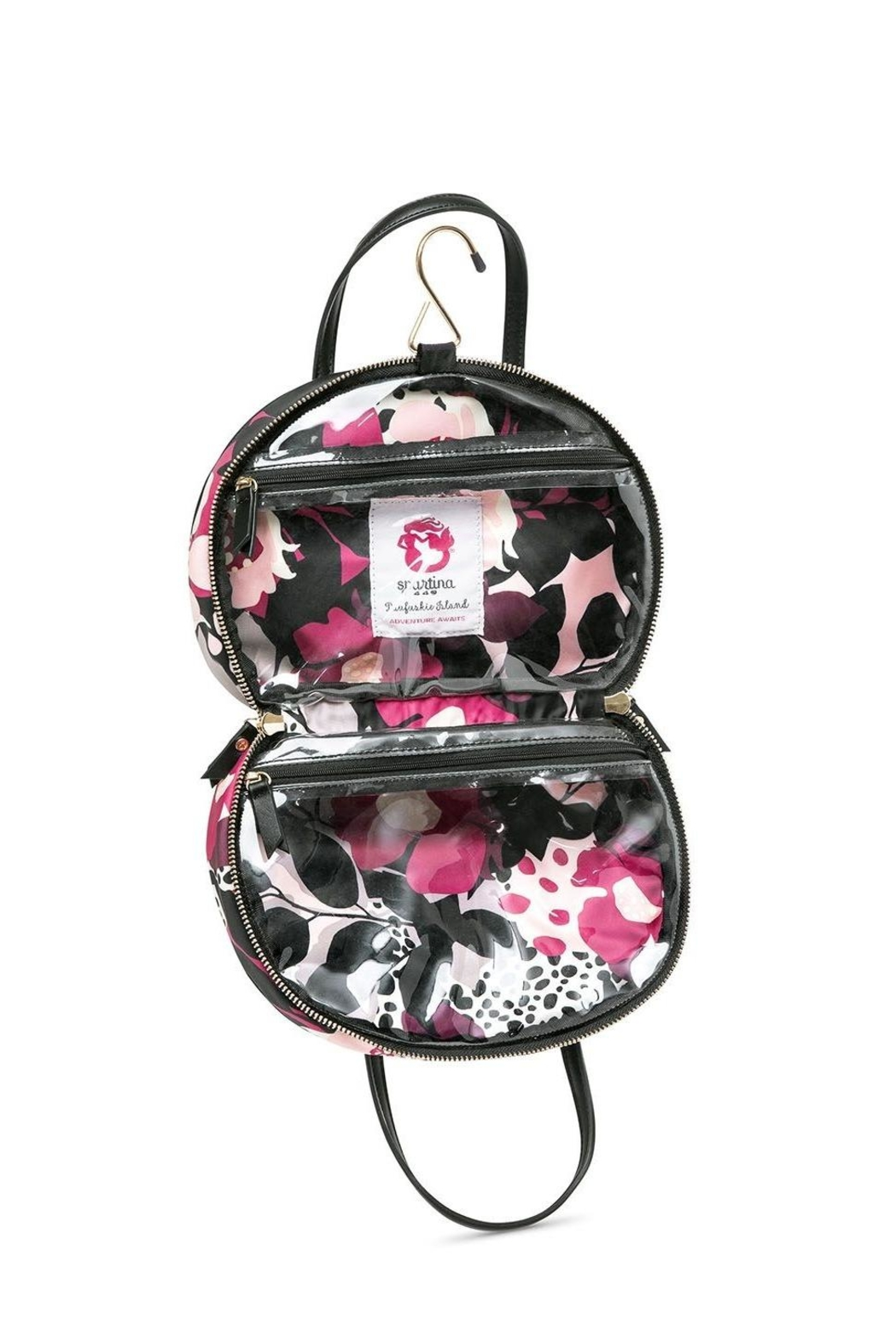 Spartina 449 Armada Cosmetic Case - Front Full Image