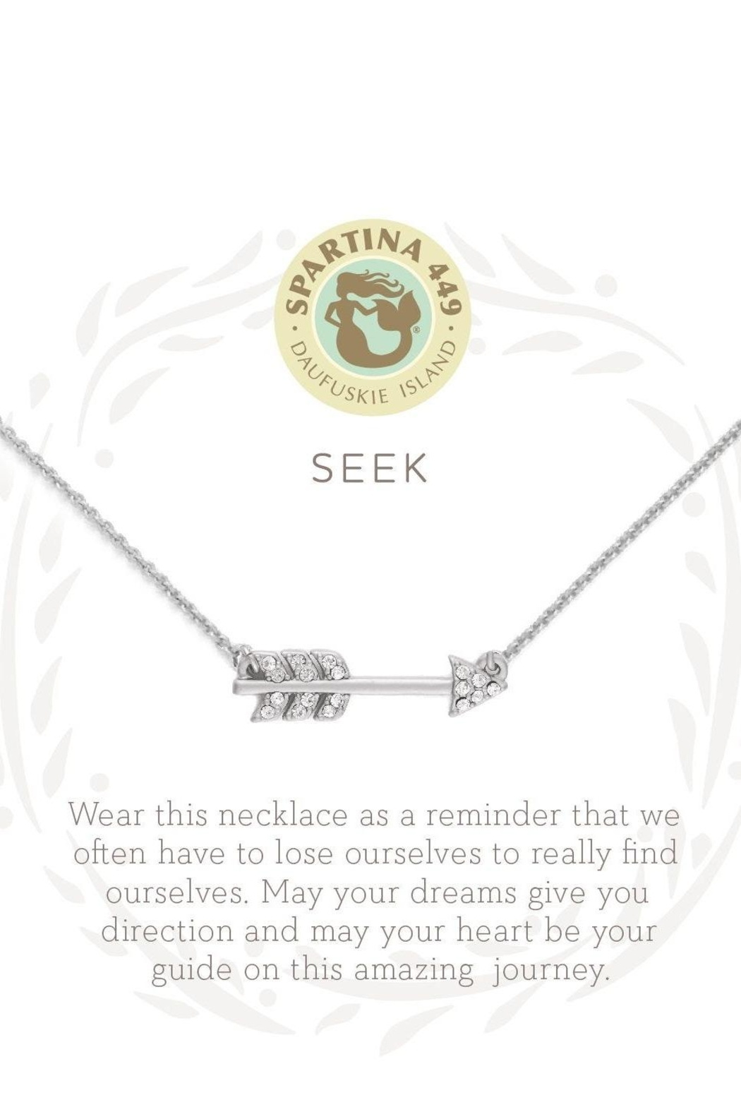 Spartina 449 Seek Necklace - Front Full Image