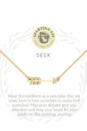 Spartina 449 Seek Necklace - Front full body
