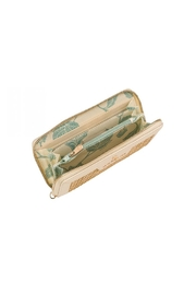 Spartina 449 Bamboo Chic Zip Wallet - Front full body