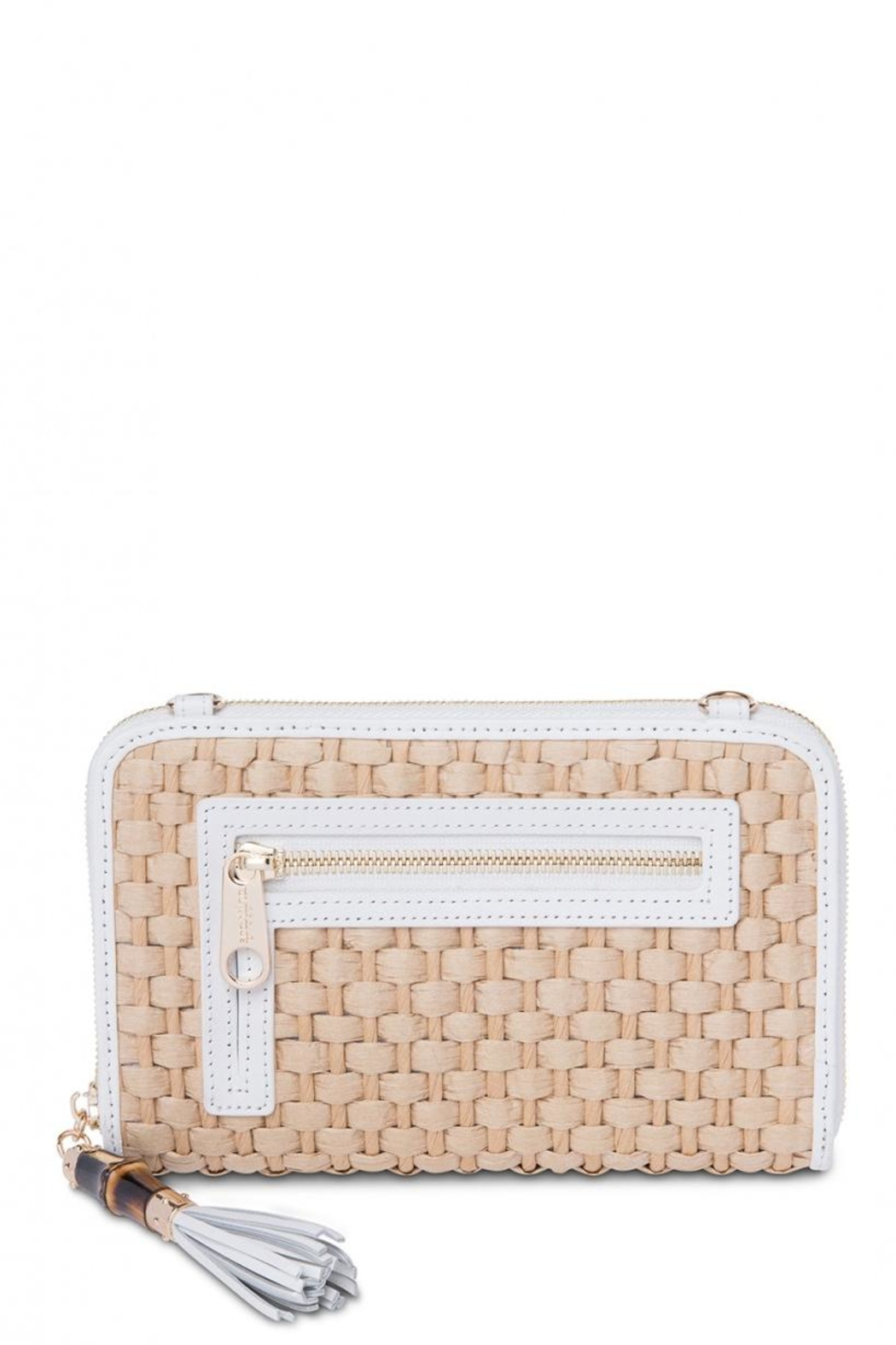 Spartina 449 Bamboo Moon Crossbody - Side Cropped Image