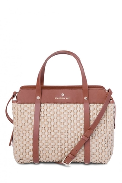 Spartina 449 Bamboo Moon Satchel - Product List Image