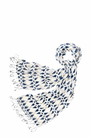 Spartina 449 Bamboo Weave Scarf - Product Mini Image