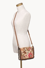 Spartina 449 Barbee Floral Crossbody - Back cropped