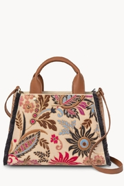 Spartina 449 Barbee Floral Satchel - Product Mini Image