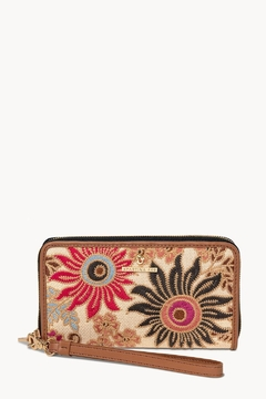 Spartina 449 Barbee Floral Wallet - Product List Image
