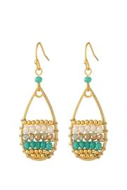 Spartina 449 Beaded Pair Seafoam - Product Mini Image