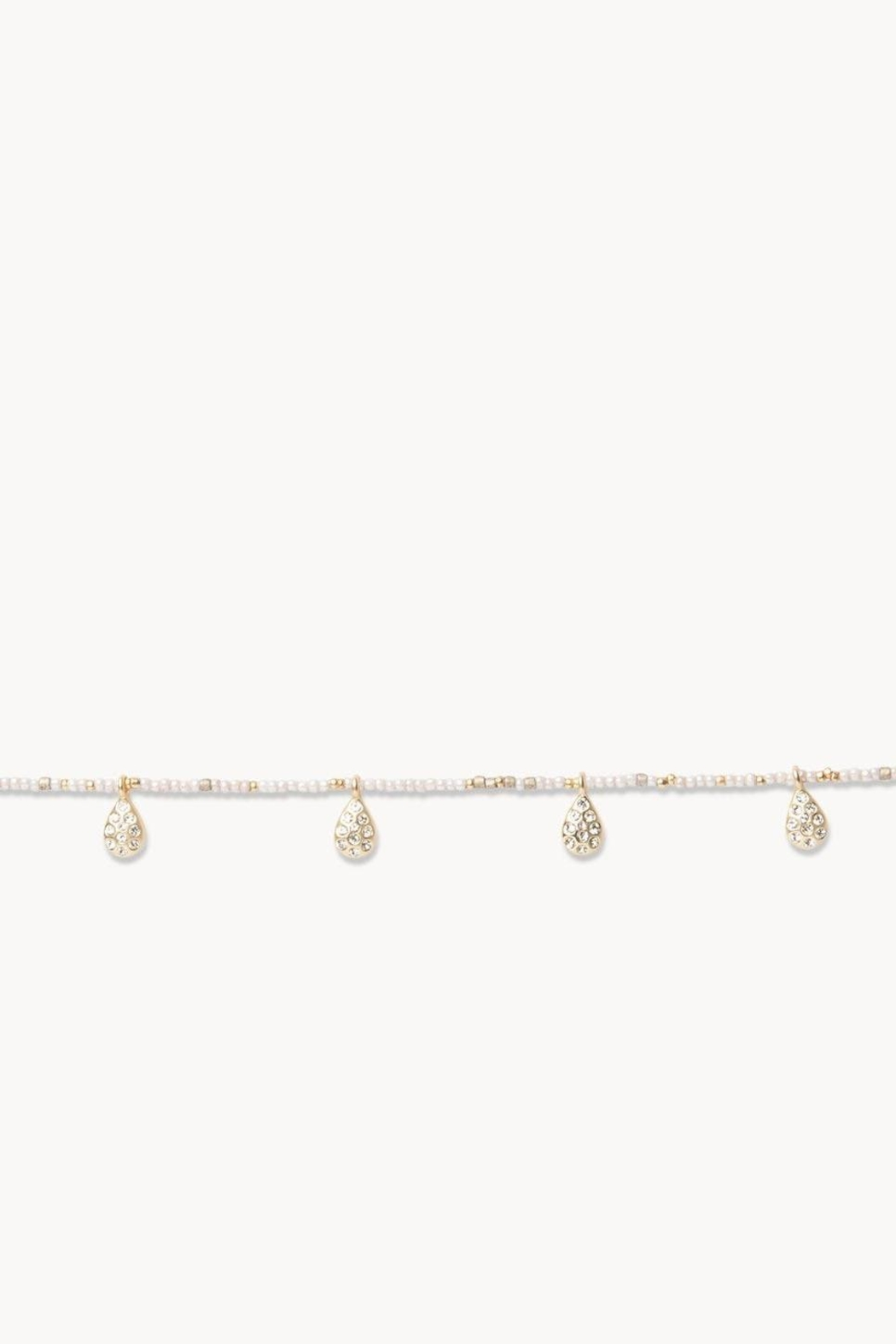 Spartina 449 Beaded Reversible Choker - Front Full Image