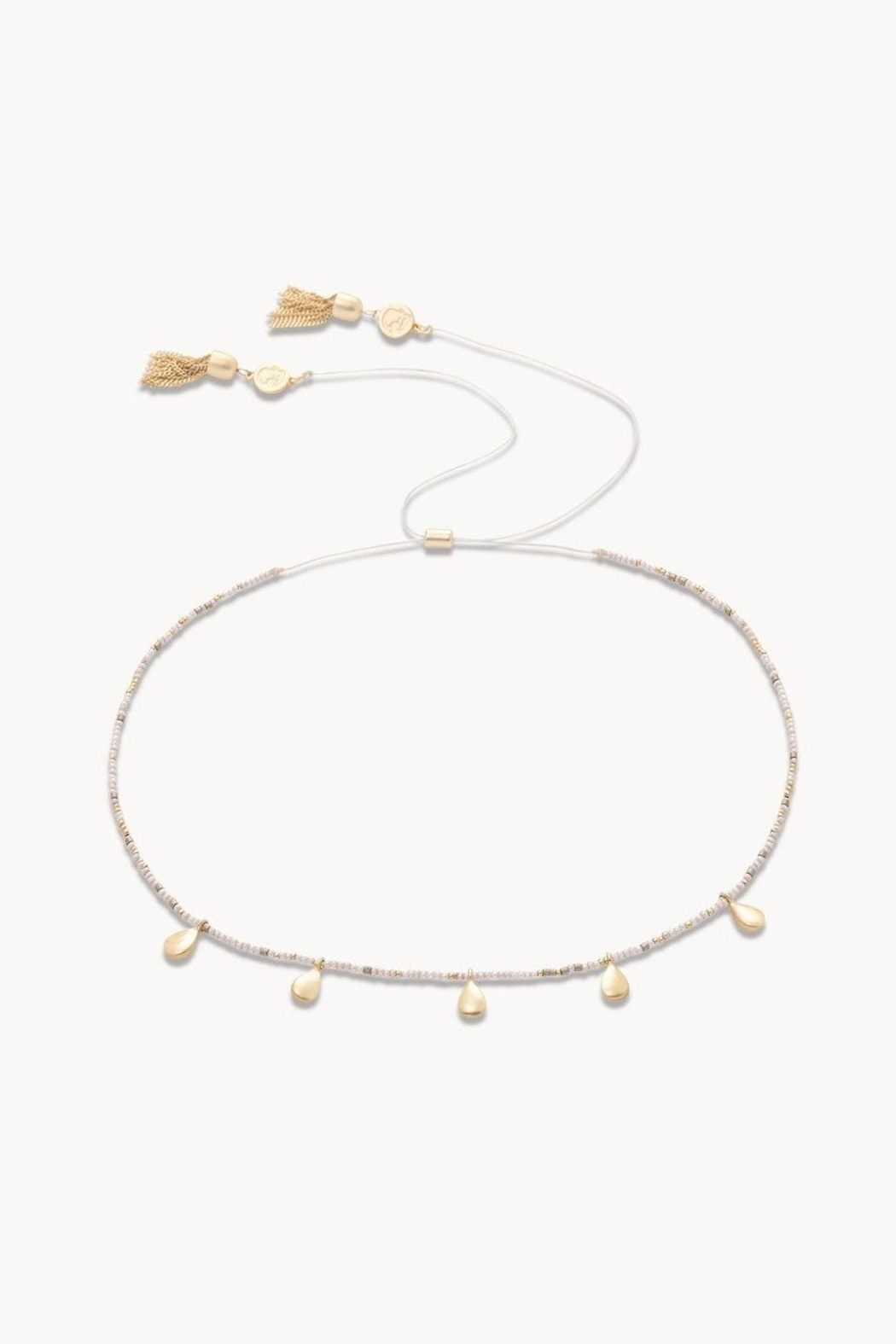 Spartina 449 Beaded Reversible Choker - Side Cropped Image