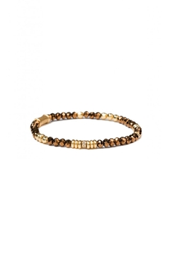 Shoptiques Product: Beaded Stretch Bracelet
