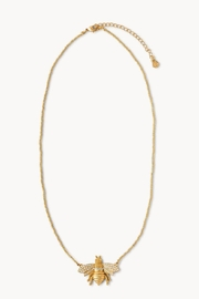 Spartina 449 Bee Bitty Necklace - Front cropped