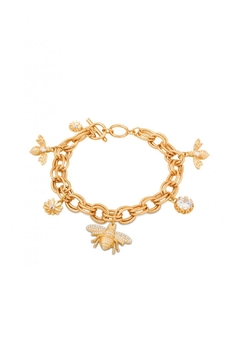 Shoptiques Product: Bee Toggle Bracelet
