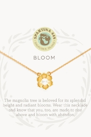 Spartina 449 Bloom Necklace - Front full body