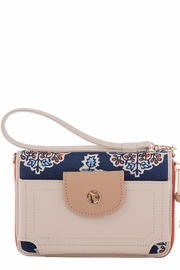 Spartina 449 Boheme Phone Wallet - Front cropped