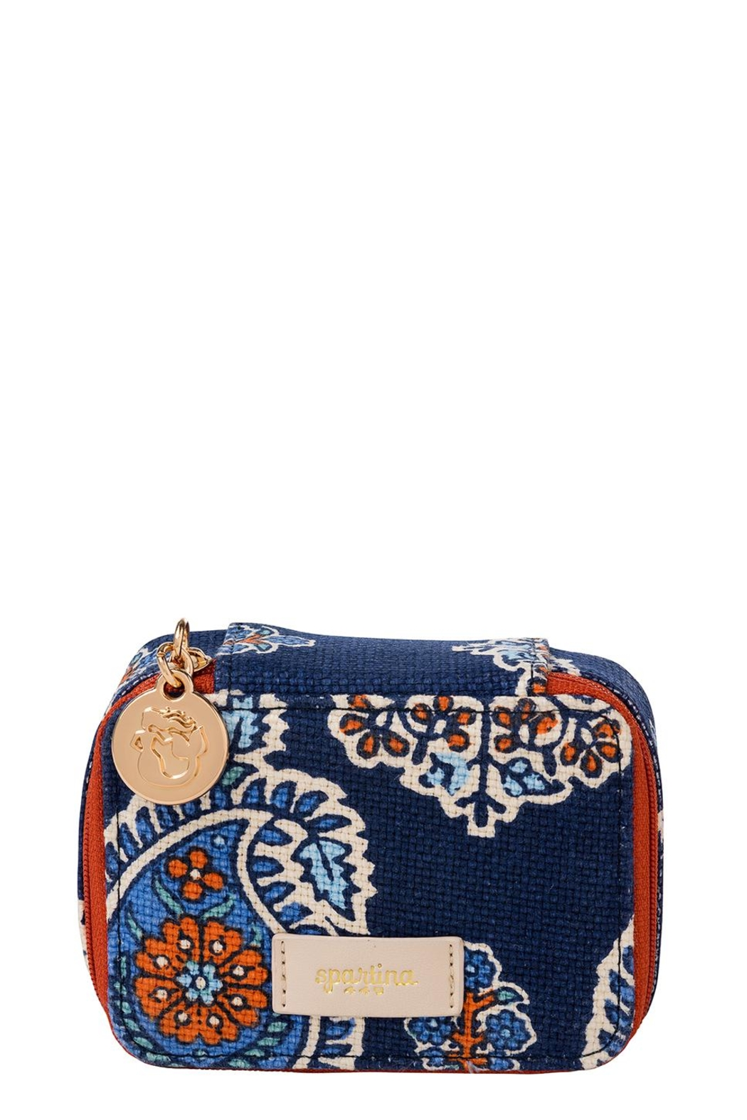 Spartina 449 Boheme Pill Box - Front Cropped Image